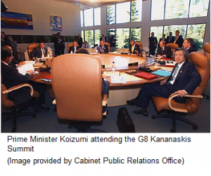 Prime Minister Koizumi